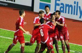 एएफसी एसियन कप–२०१९ को छनोट: नेपाल र ताजकिस्तान मङ्गलबार भिड्ने