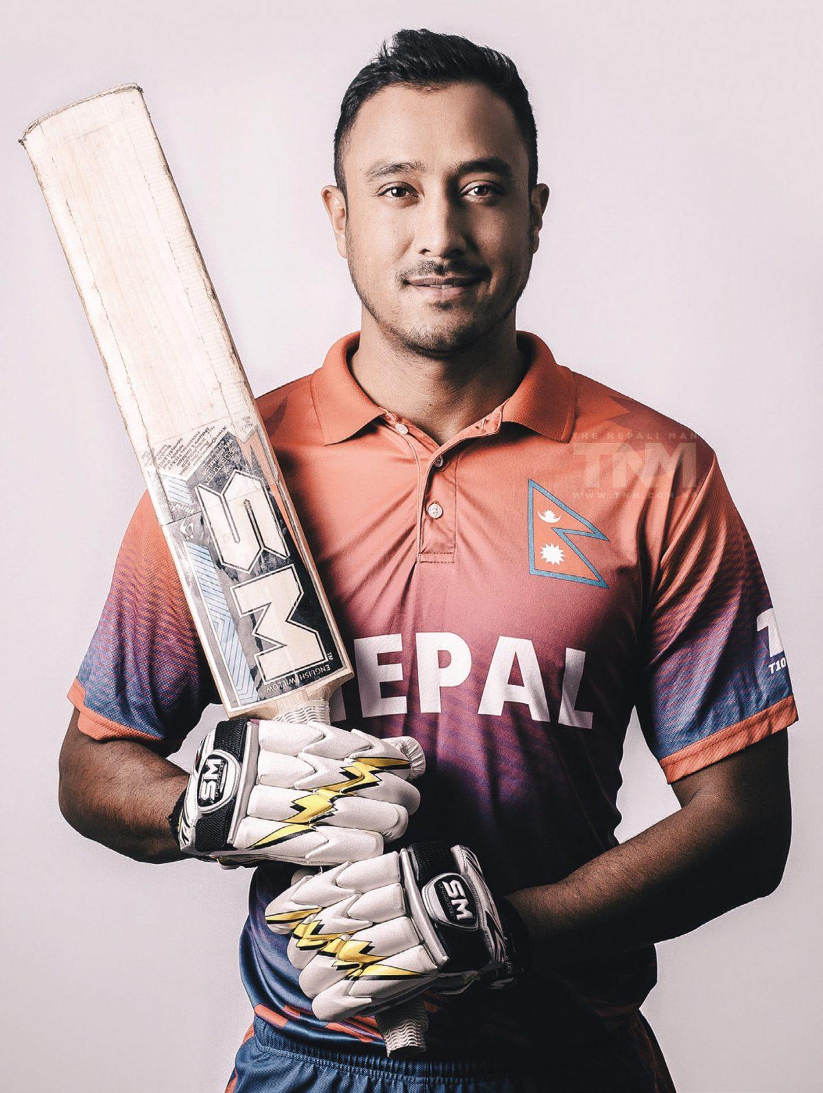 क्रिकेटका राष्ट्रिय कप्तान पारस खड्काद्धारा कप्तान पद छाड्ने घोषणा